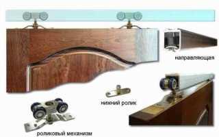 Как сделать кассету для раздвижной двери?