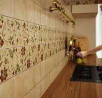 Как правильно выбрать плитку для кухни?