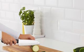 Из какого дерева делают разделочные кухонные доски?