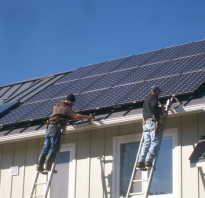 Как установить отливы на крышу