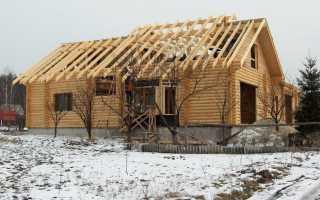 Типовые узлы деревянной стропильной системы