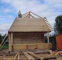 Как рассчитать ломаную крышу дома?
