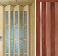 Как сделать дверь гармошку своими руками
