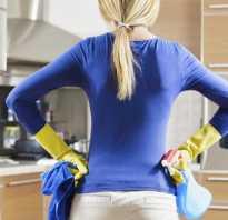 Чем помыть деревянные фасады кухни?
