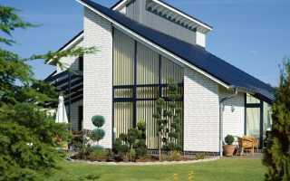 Как правильно сделать односкатную крышу?
