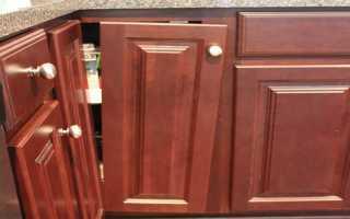 Как реставрировать шкаф из ДСП?