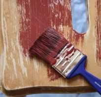 Как перекрасить ламинированную мебель из ДСП?