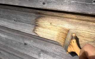 Как отбелить деревянные доски?