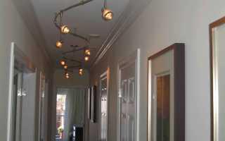 Люстра для коридора и прихожей